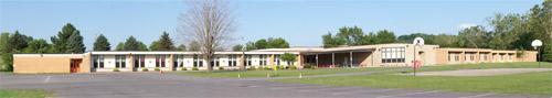 Picture of Chilhowie Elementary School building
