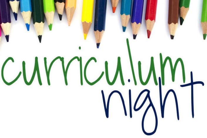 Virtual Curriculum Night Materials Featured Photo