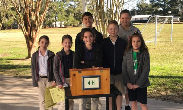 4-H Officers