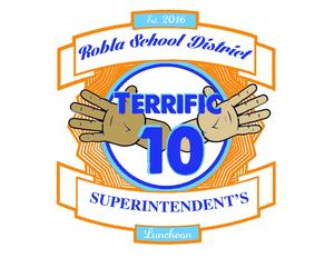 Terrific 10 Logo