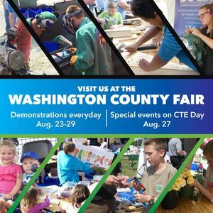 Washington County Fair Schedule