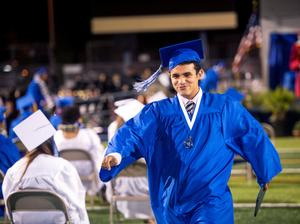 Baldwin Park High School held its commencement ceremony on May 31, honoring 400 graduates eager to embark on the path toward college and careers.