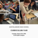 Curriculum Fair on March 5 at 6PM