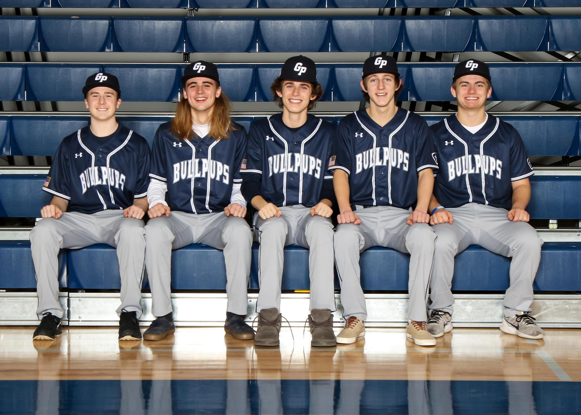 2019 Senior Varsity Players