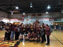 Congratulations to the Northwest High School Girls Basketball Team for winning this year's Annual St. Landry Parish Basketball Tournament.  Congratulations to the North Central High School Boys Basketball Team for winning this year's Annual St. Landry Parish Basketball Tournament.  Also a big thanks to the Opelousas High School Basketball Coaching Staff as well as the Administration and Community Members for putting on a first class tournament!!! All of our parish basketball programs conducted themselves in a very professional manner. Thank you!!