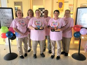 Lexington Three Participates In National School Lunch Week