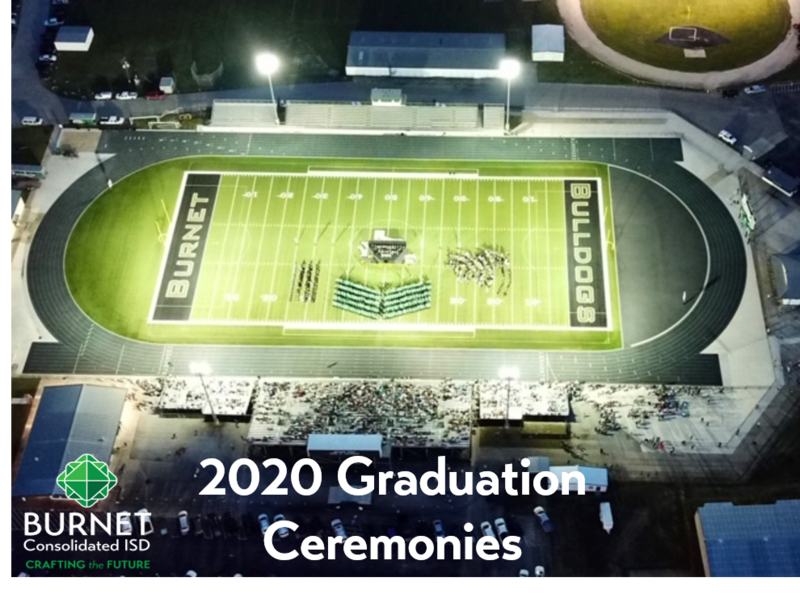 Burnet CISD Graduation Ceremonies Announced Thumbnail Image