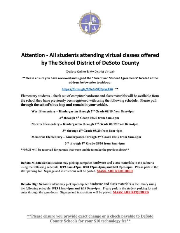 Parent & Student Agreement Forms / Formularios de acuerdo entre padres y estudiantes Featured Photo