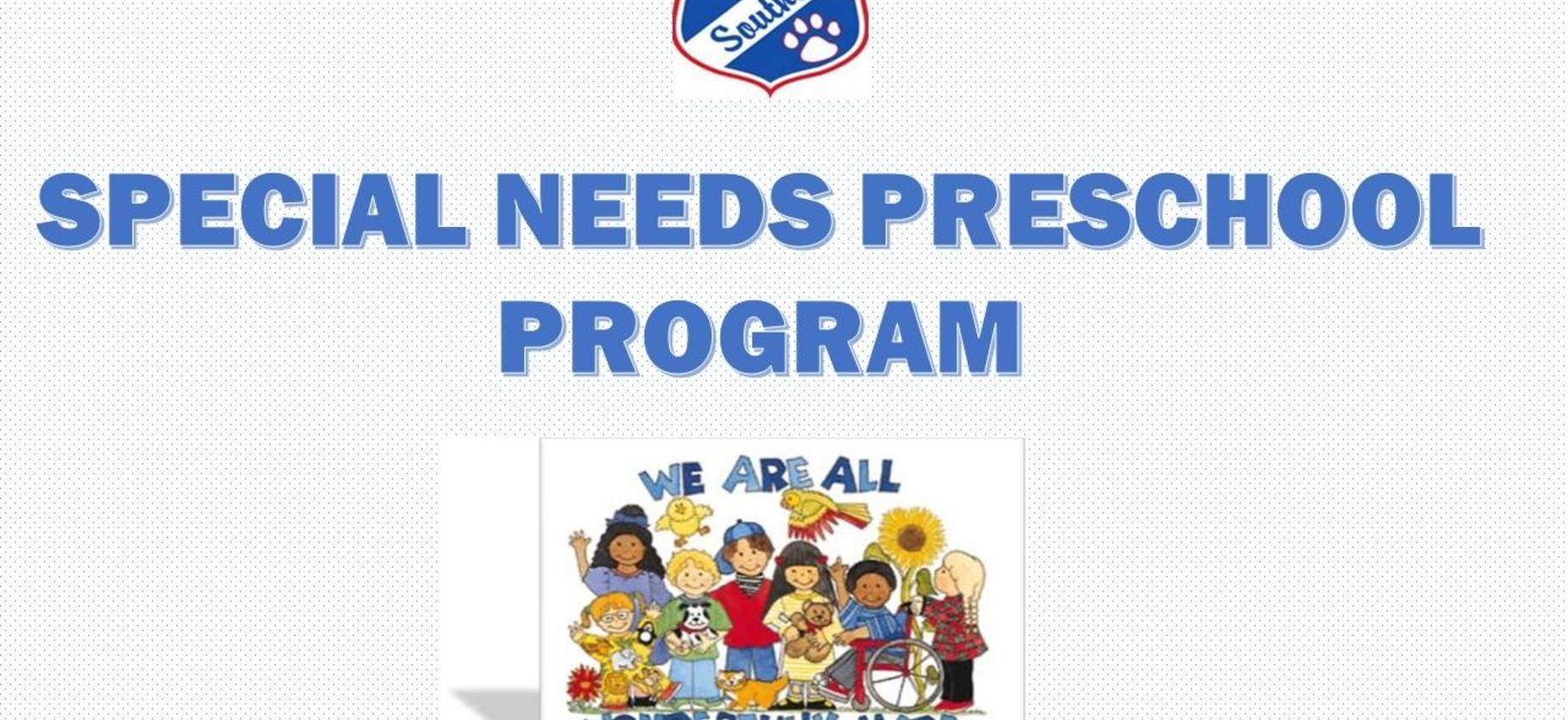 SEE Special Needs Preschool Graphic