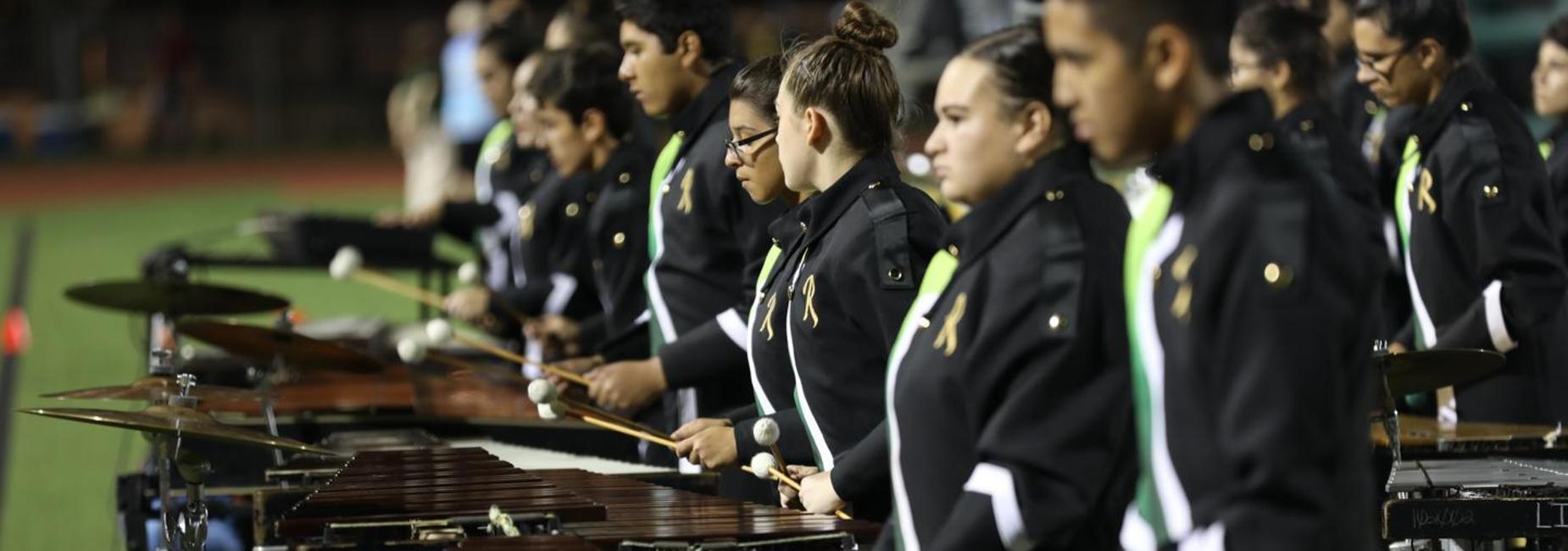 Nikki Rowe Drumline