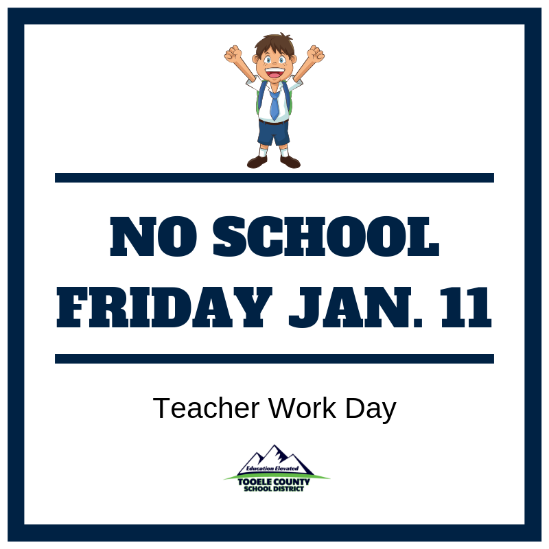 No school for students Friday Jan. 11 Thumbnail Image
