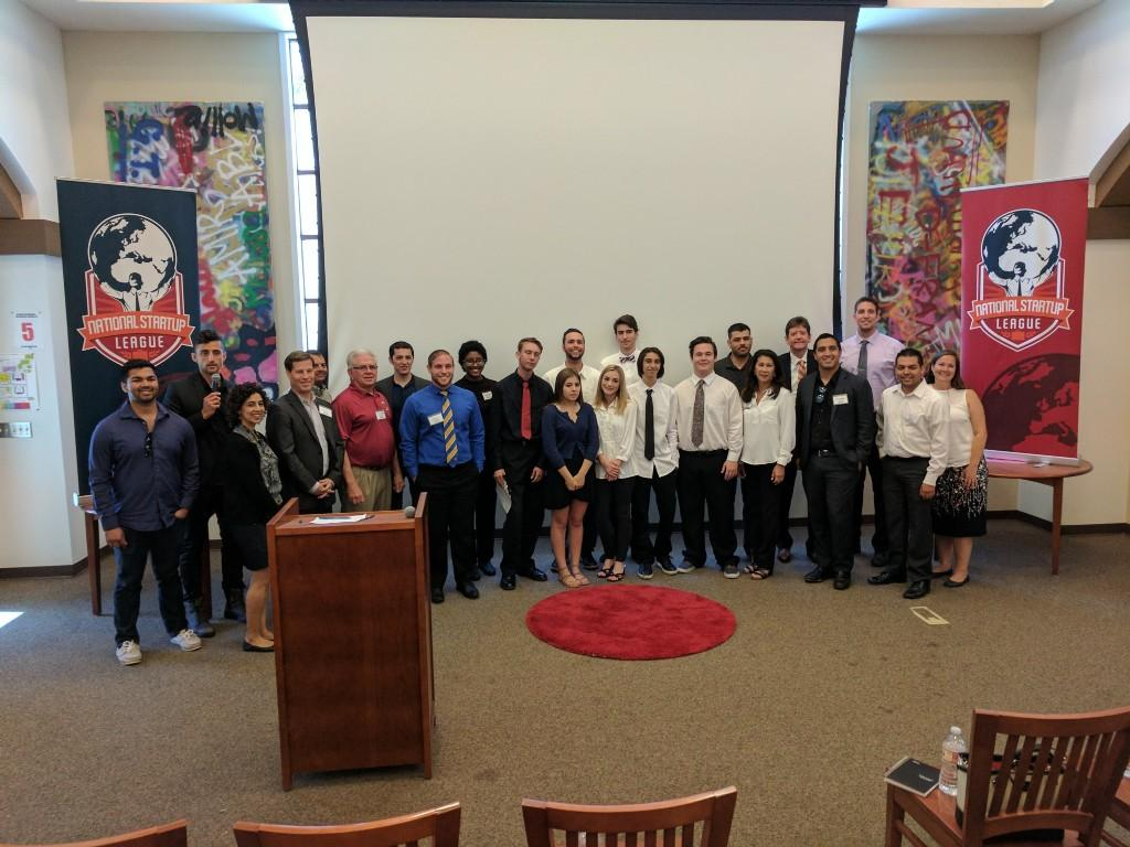 Mustang Business Academy Shark Tank Finals, April 28th 2017