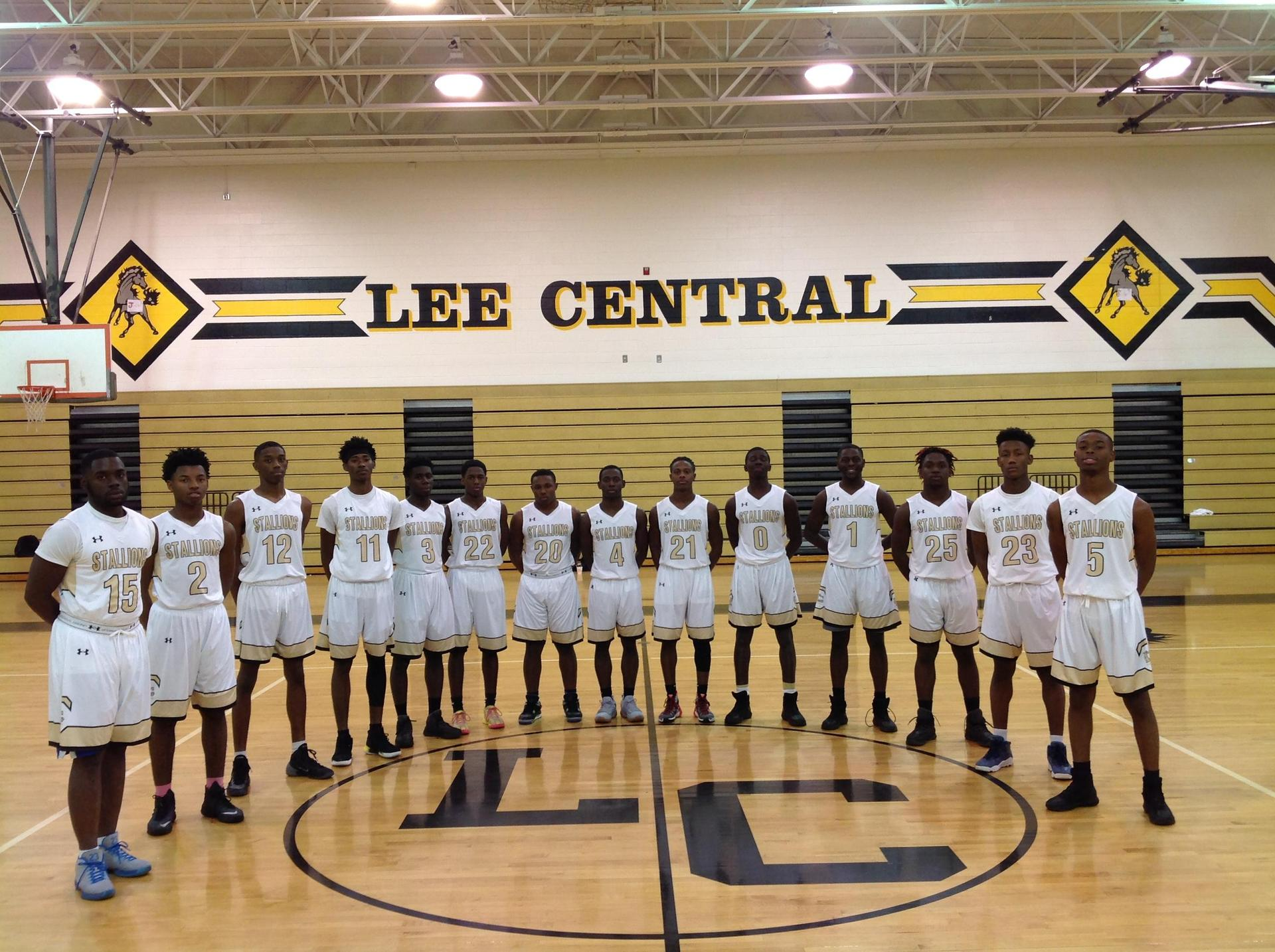 2017-2018 Basketball Team