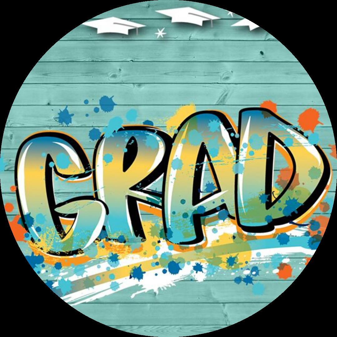 GRAD in grafitti
