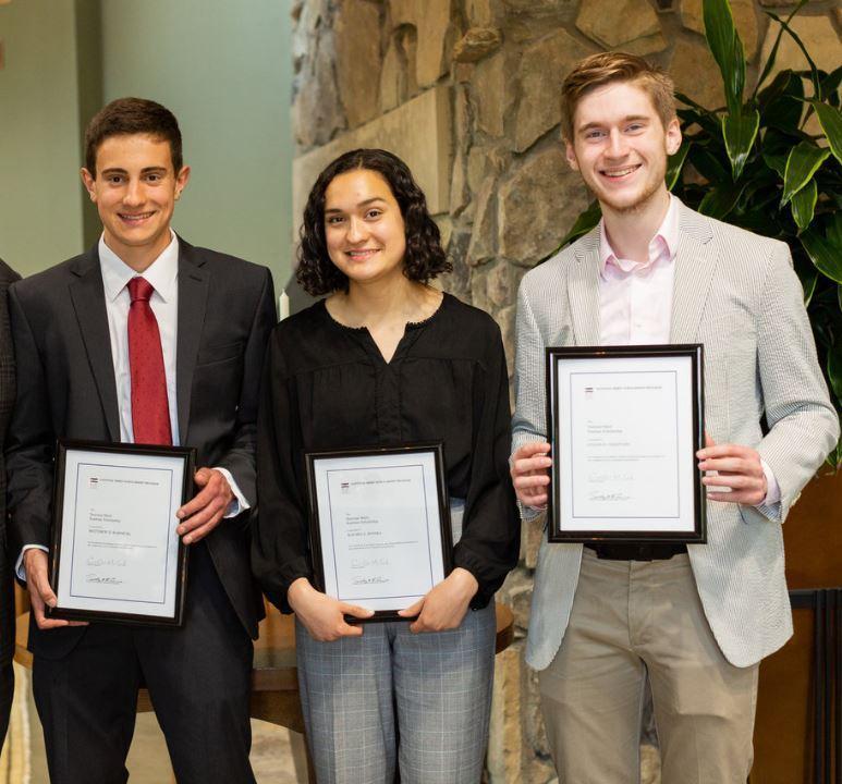 Eastman National Merit Scholarship Winners