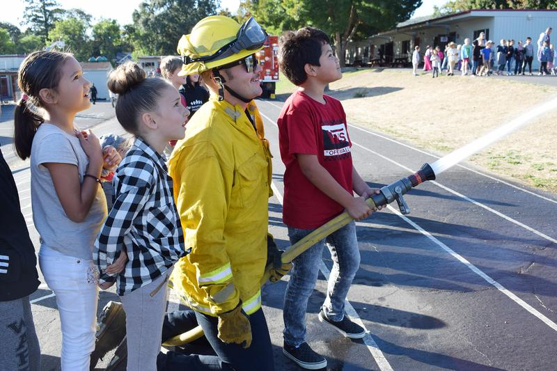 Yokayo Elementary Hosts Career Day Thumbnail Image