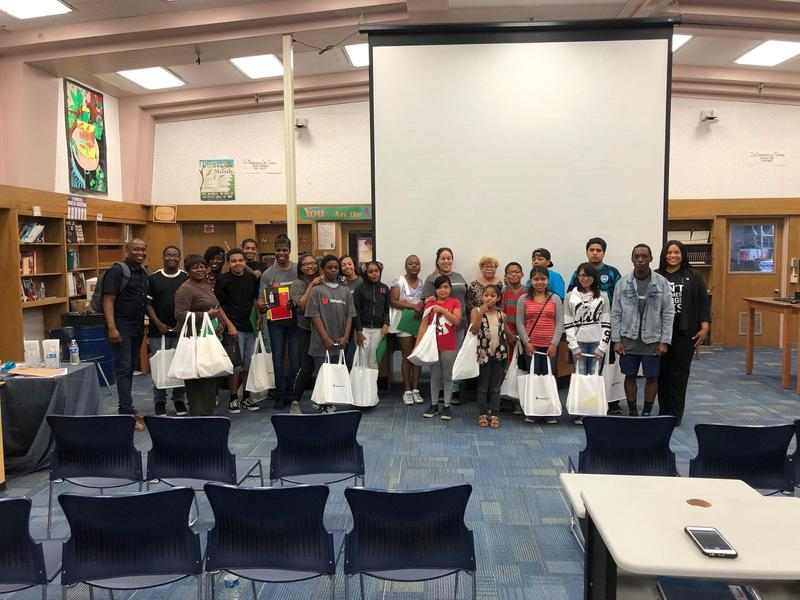 Union Bank and Brotherhood Crusade in Partnership with Crenshaw High School Magnet Provided Free School Supplies and Health Services to families! Featured Photo