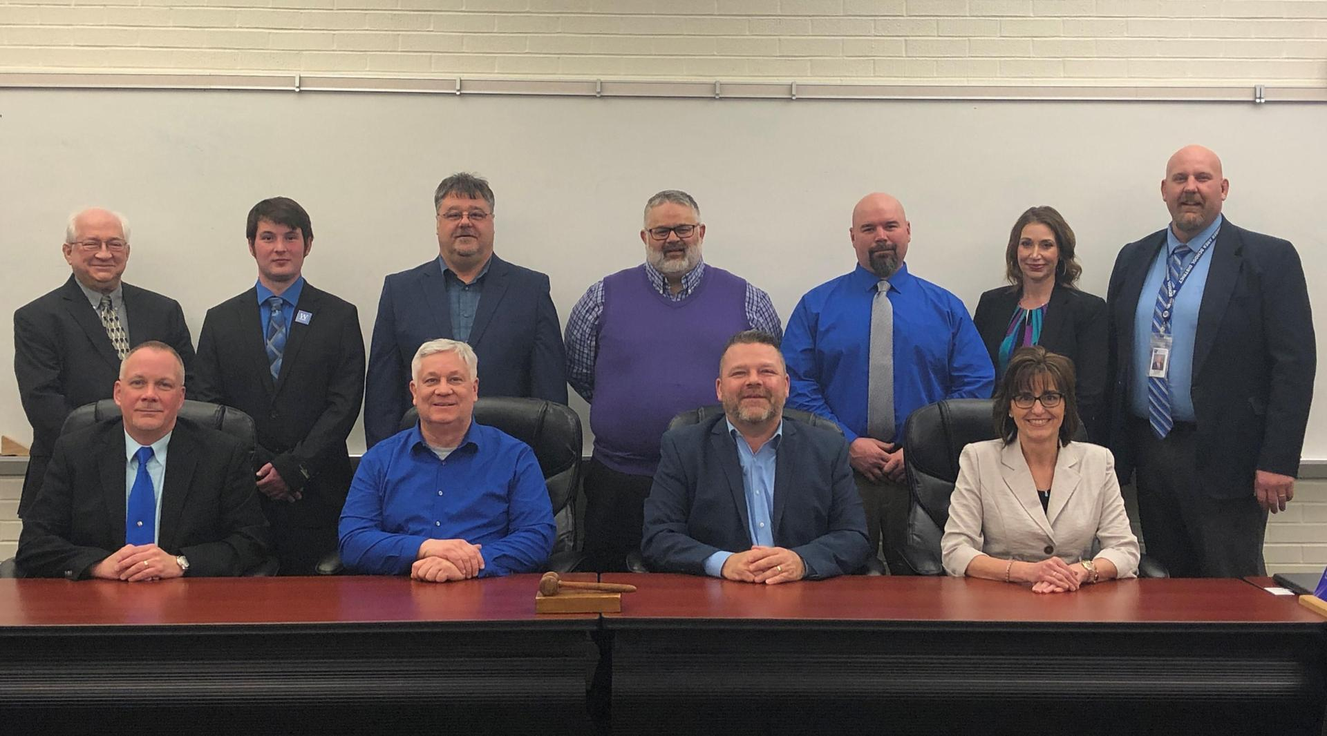 2020 School Board