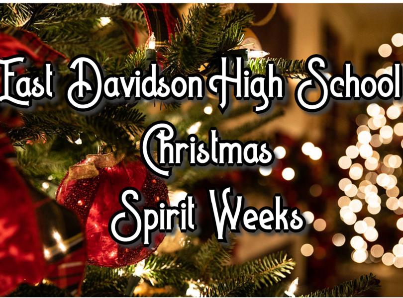 East Davidson High School Spirit Weeks