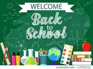 Picture of Welcome Back to School
