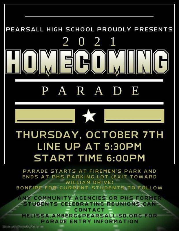 Homecoming Parade Thumbnail Image