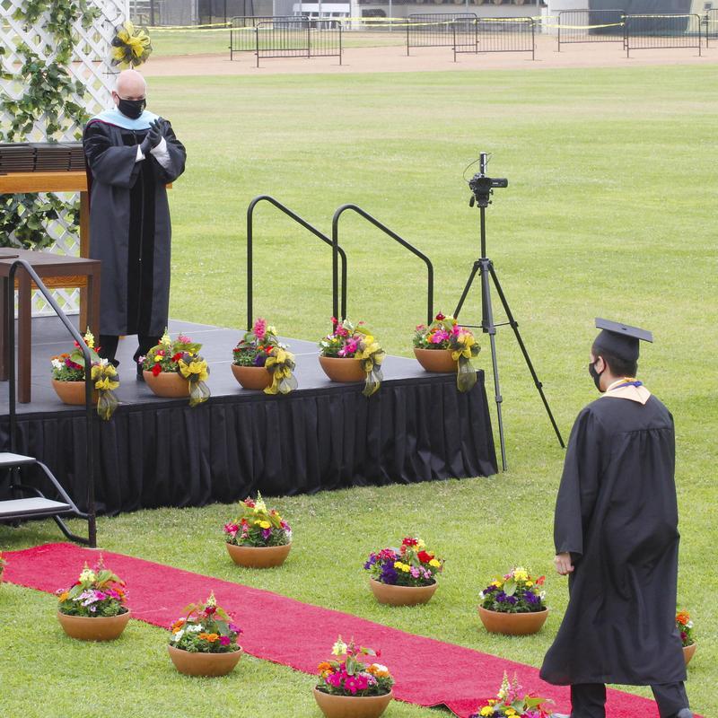 Class of 2020 Drive-Thru Graduation Ceremony Thumbnail Image