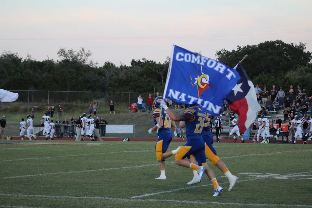 Homecoming 2016 Football