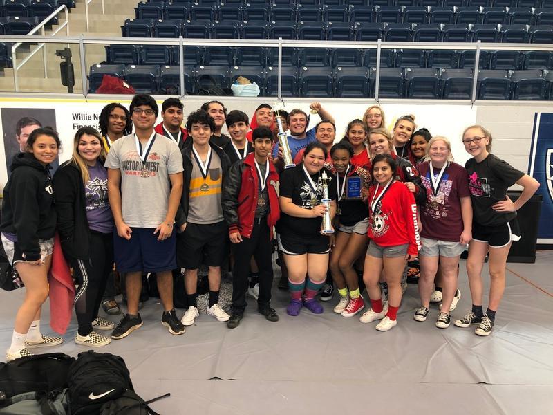 VWHS Powerlifting Teams Placed at Goliad Meet Thumbnail Image