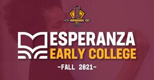 Esperanza Early College.
