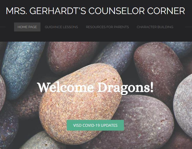 Link to Counselor Corner