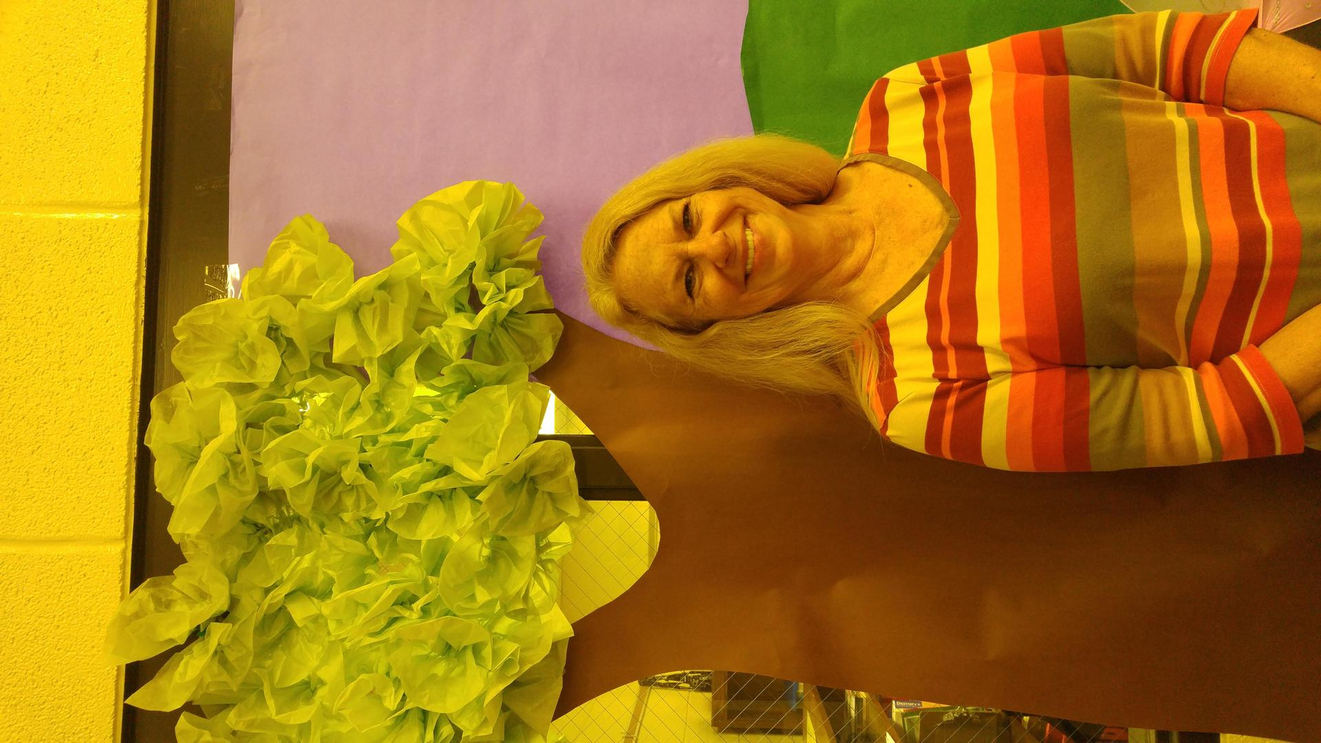Mrs. Linda Stamat