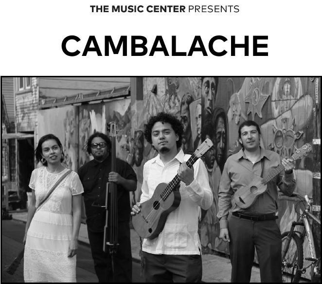 MHS Cultural Arts Assembly welcome Los Cambalache from The Music Center Featured Photo