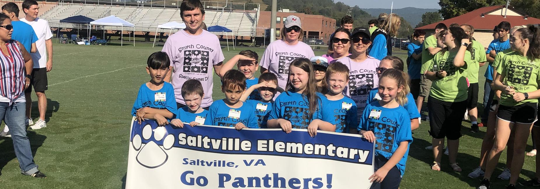SES students at Special Olympics Games