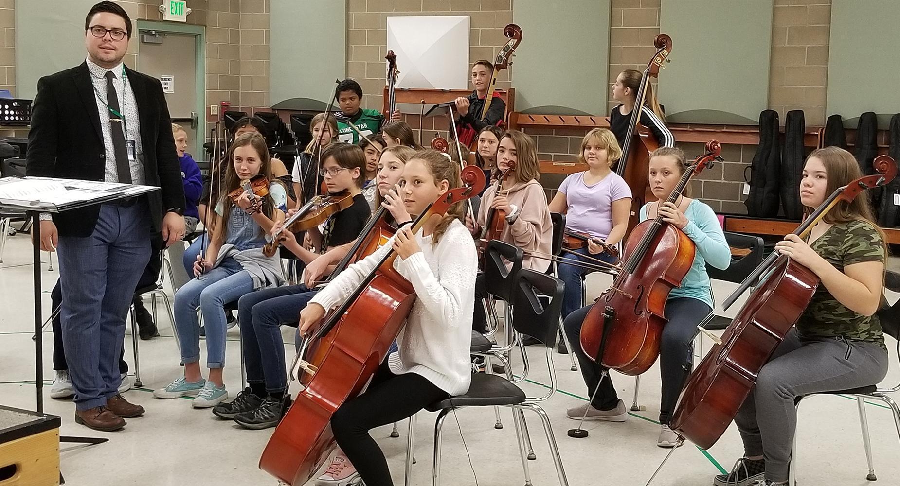 Lone Star Advanced Orchestra