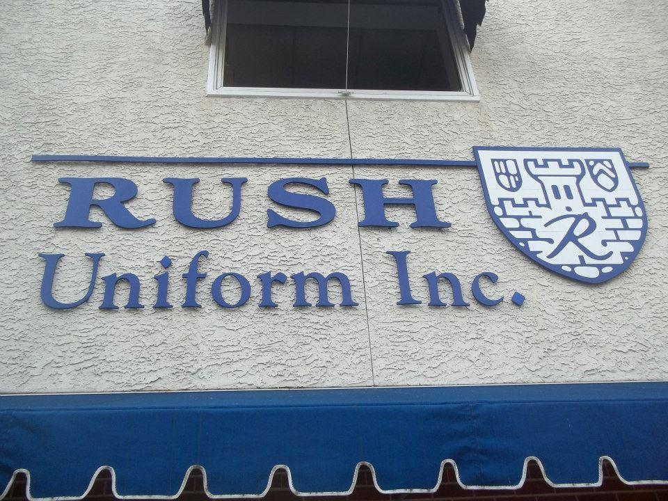 Rush Uniform