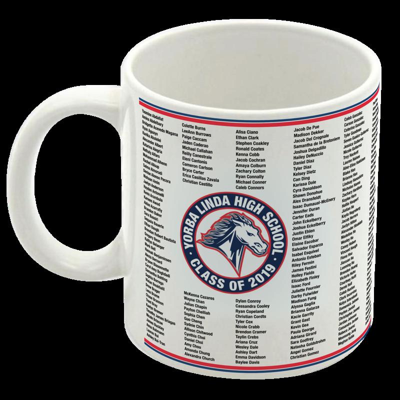YLHS 2019 Mug