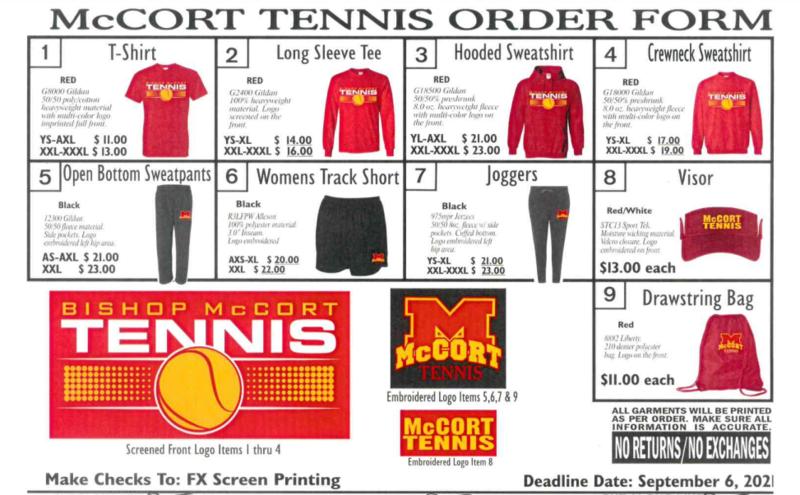 Tennis Spirit Sale Thumbnail Image