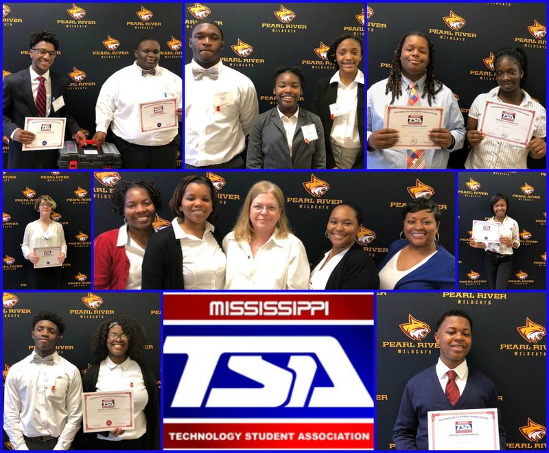 TSA STUDENTS WIN AT 2019 SOUTHERN DISTRICT CONFERENCE Featured Photo