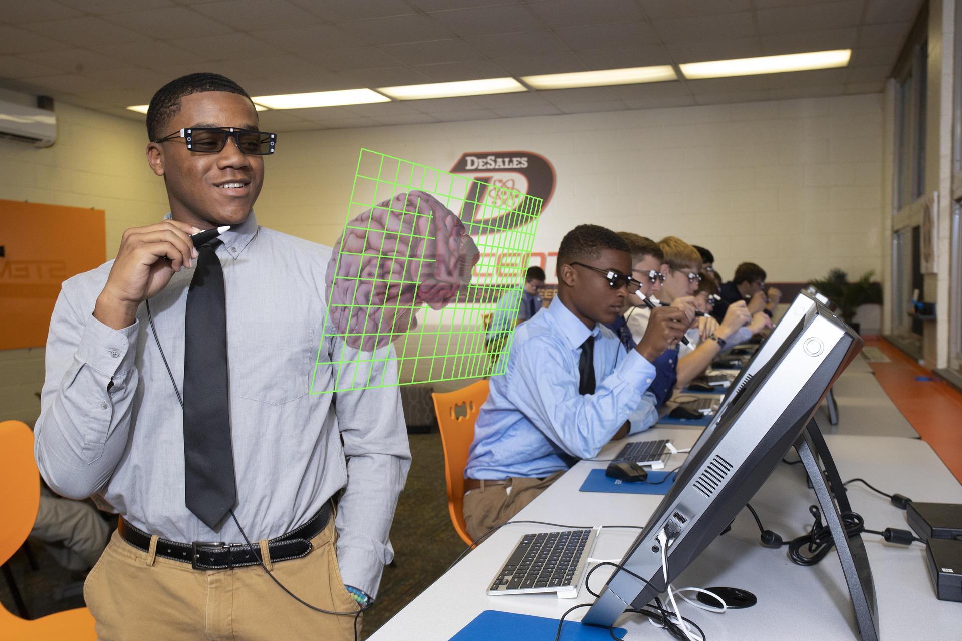 DeSales High School STEM Certification