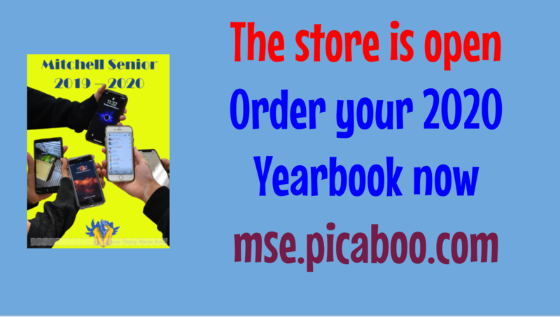 Yearbook Store is Open