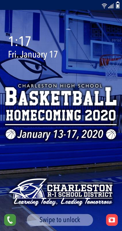 Charleston High School Basketball Homecoming 2020, January 13-17, 2020