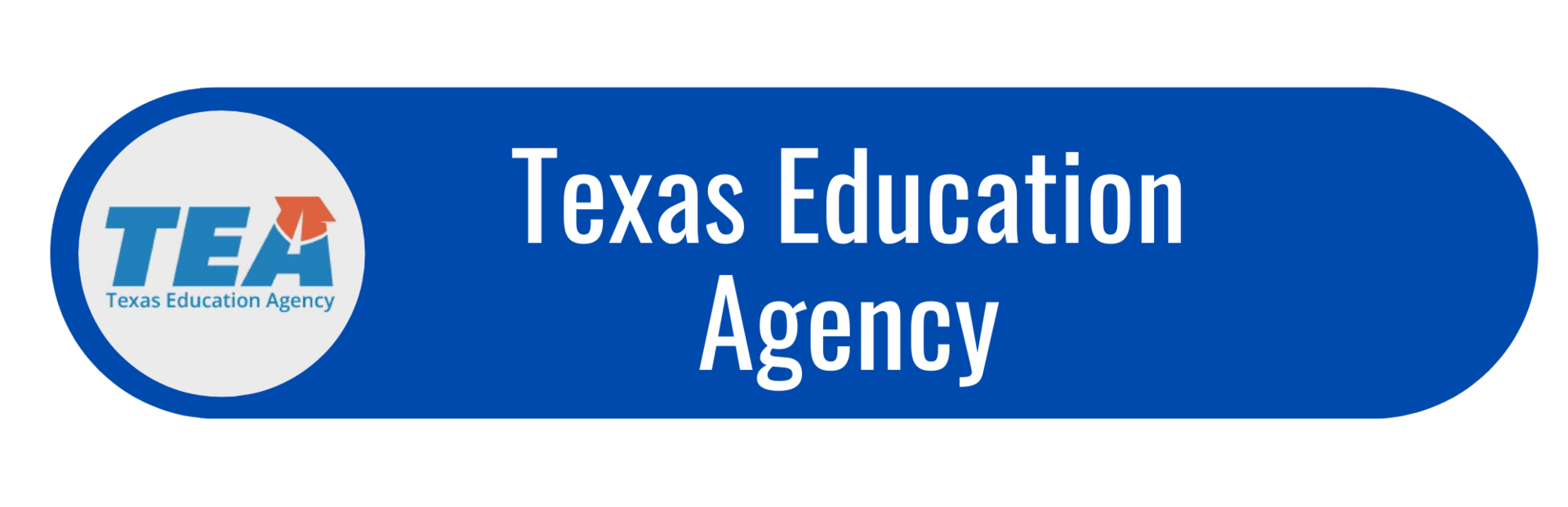 Texas Education Agency Button