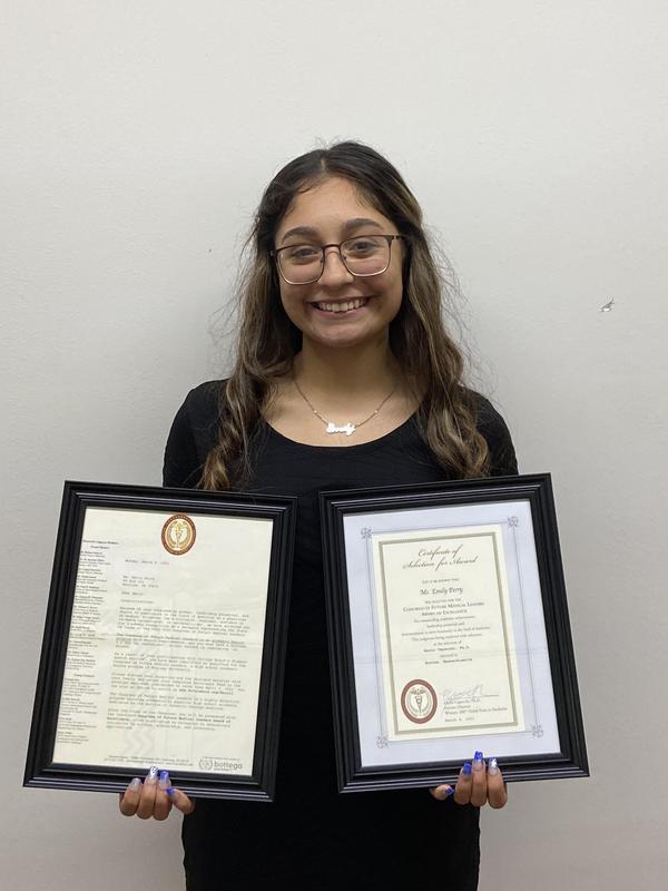 Student Award! Featured Photo