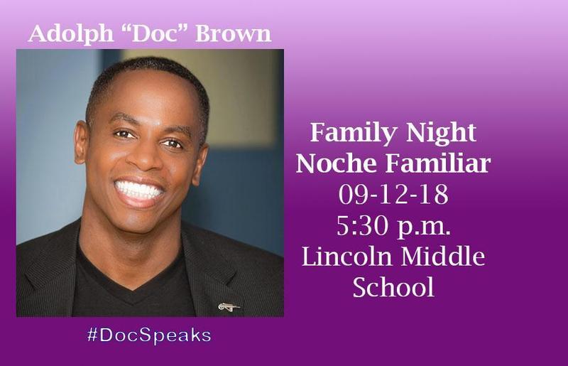 Family Night / Noche Familiar Thumbnail Image