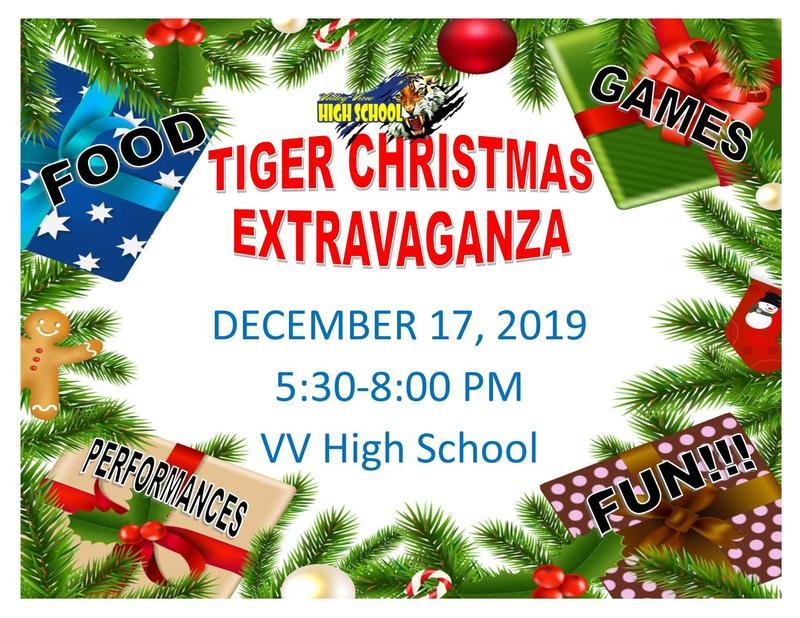Tiger Christmas Extravaganza Thumbnail Image