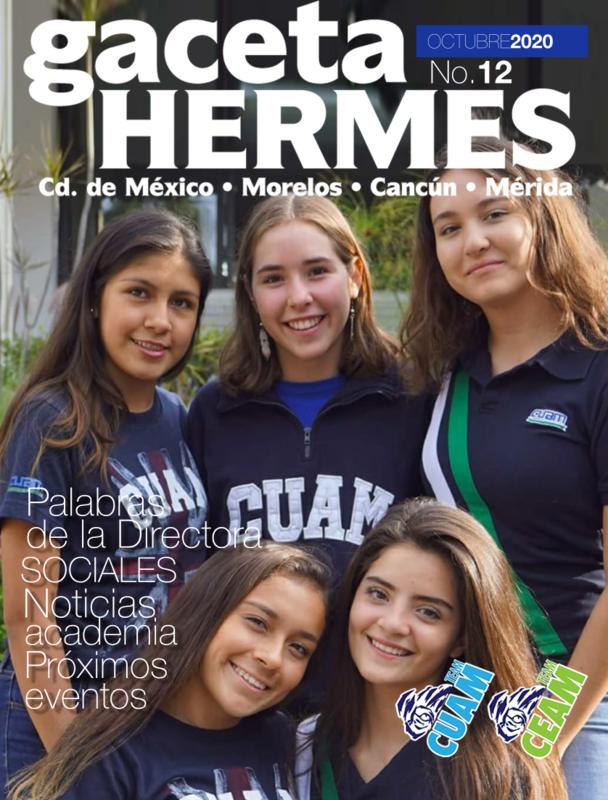 CUAM Gaceta Hermes octubre 2020