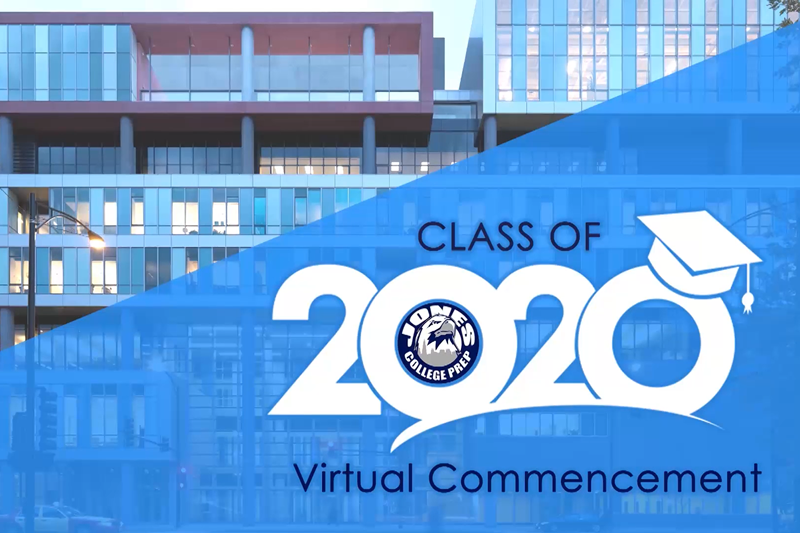 Image of JCP Virtual Commencement