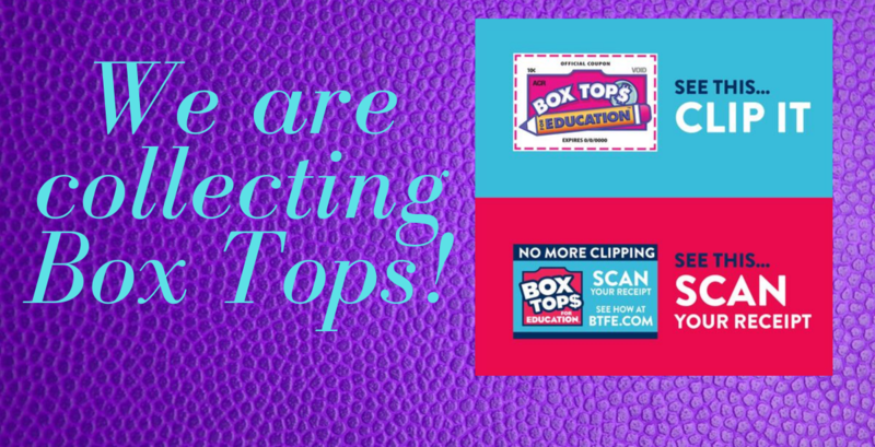 Box Top Announce