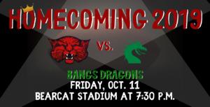 Homecoming vs. Bangs Dragons