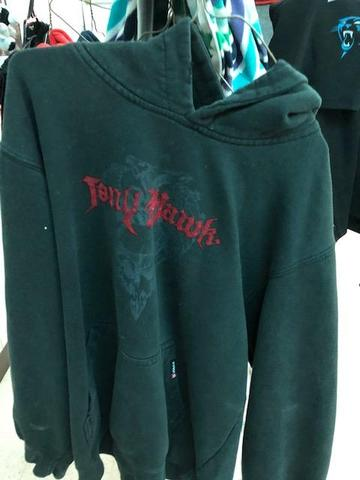 black tony hawk hoodie